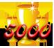 5000 сообщений